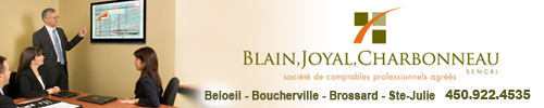 Blain, Joyal, Charbonneau, S.E.N.C.R.L.