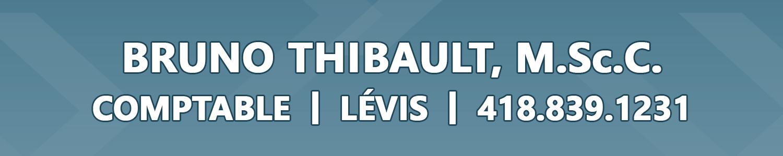 Bruno Thibault, M.Sc.C.