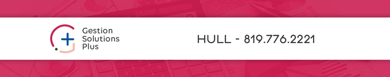 Comptabilité Gestion Solutions Plus - Hull