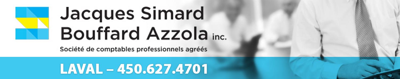 Jacques Simard Bouffard Azzola Société de Comptables Professionnels Agréés