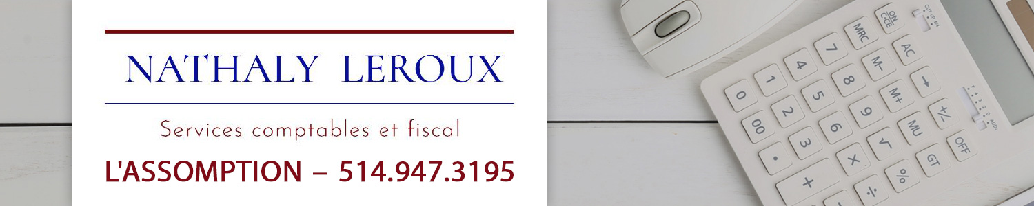 Nathaly Leroux Services Comptable et Fiscal