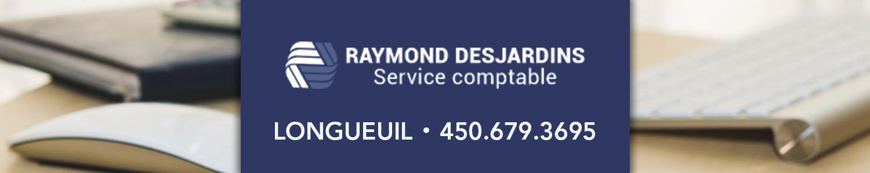 Raymond Desjardins - Service Comptabilité