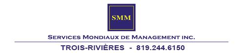 Services Mondiaux de Management Inc.