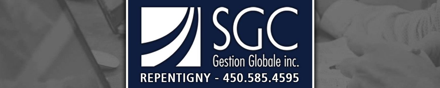 SGC Gestion Globale Inc. Comptable Repentigny