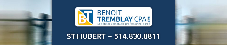 Benoit Tremblay CPA