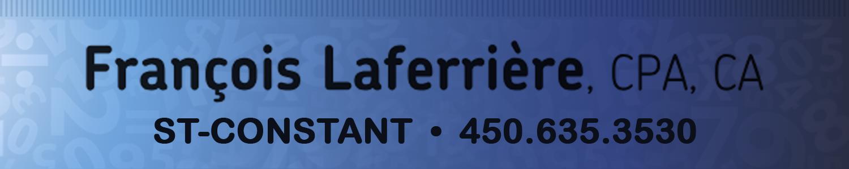 François Laferrière, CPA, CA