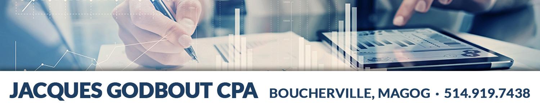 Jacques Godbout CPA et fiscaliste