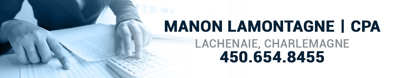Manon Lamontagne Comptable Professionnel Agréé