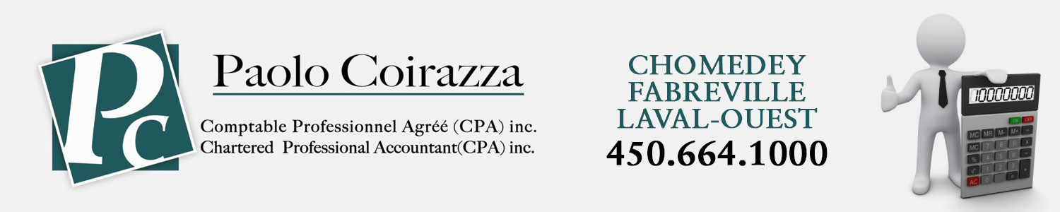 Paolo Coirazza chartered proffessional accountant ( CPA) inc