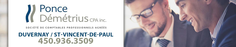 Ponce Démétrius CPA Inc.