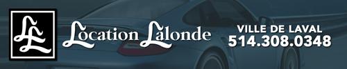 Location Lalonde location d'auto fiancement voiture