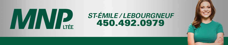 MNP Ltée Syndic Autorisé en Insolvabilité et Faillite - Lebourgneuf